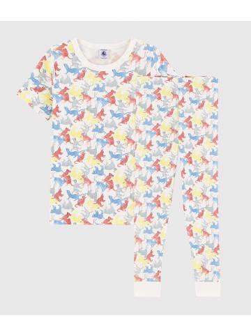 PETIT BATEAU Pyjama in Bunt