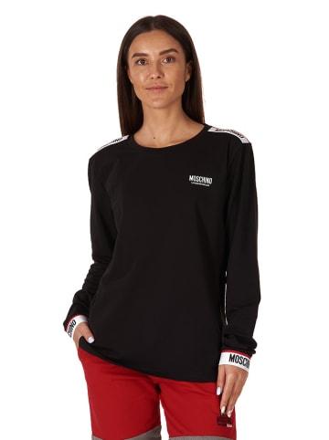 Love Moschino Sweatshirt zwart