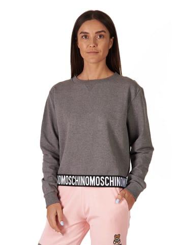 Love Moschino Sweatshirt grijs