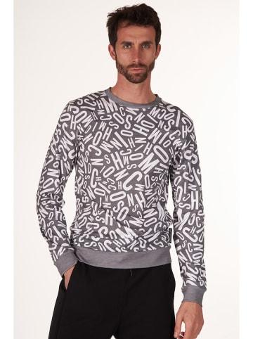 Love Moschino Sweatshirt grijs/meerkleurig