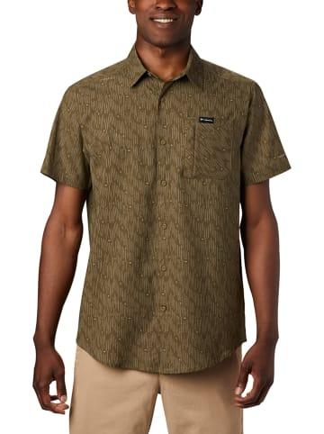 "Columbia Functionele blouse ""Triple Canyon"" kaki"