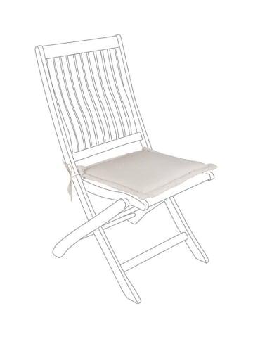 Bizzotto Poduszka w kolorze kremowym na krzesło