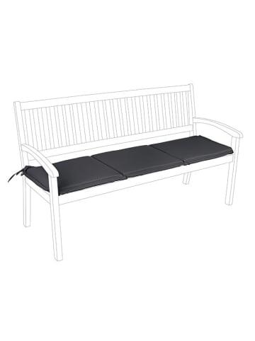 Bizzotto Poduszka w kolorze ciemnoszarym na ławkę