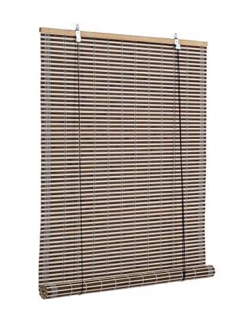 Bizzotto Roleta w kolorze brązowym - (S)90 x (W)180 cm