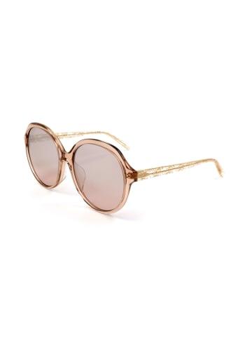 Max Mara Damen-Sonnenbrille in Nude-Beige/ Rosa