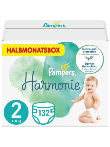 """Pampers Maandpak luiers """"Harmonie"""", gr. 2, 4-8 kg (132 stuks)"""