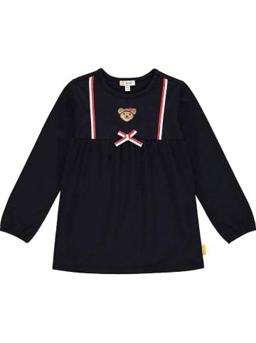 Steiff Tunika w kolorze czarnym