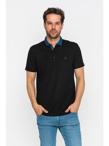 GIORGIO DI MARE Poloshirt zwart