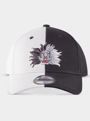 """Difuzed Cap """"101 Dalmatians II"""" in Schwarz/ Weiß"""
