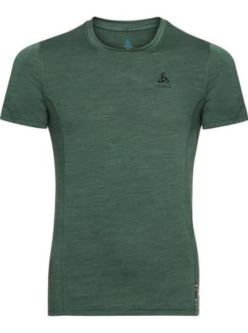 """Odlo Functioneel onderhemd """"SUW"""" groen"""
