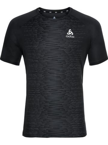 """Odlo Koszulka sportowa """"Essential"""" w kolorze czarnym"""