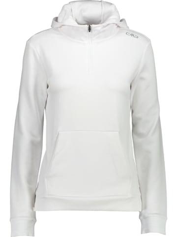 CMP Bluza w kolorze białym