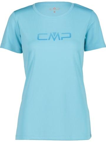 CMP Trainingsshirt lichtblauw