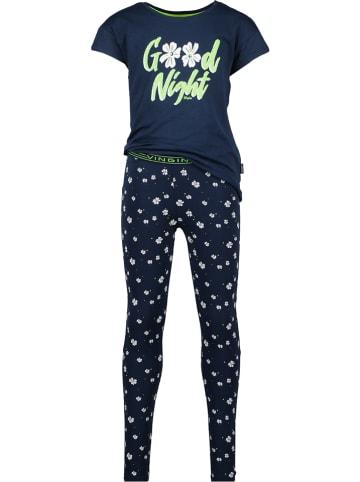 """Vingino Pyjama """"Wilah"""" donkerblauw"""