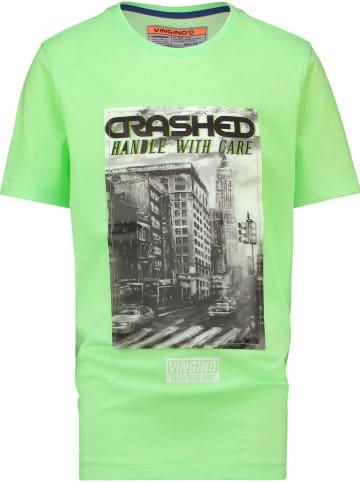 "Vingino Shirt ""Hologram"" groen"