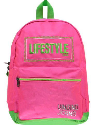 """Vingino Plecak """"Vilenna"""" w kolorze różowym"""