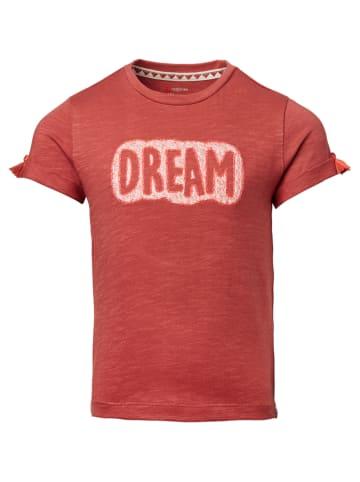 "Noppies Shirt ""Lorraineville"" roodbruin"