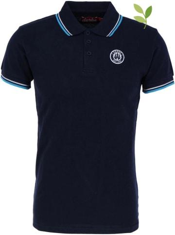 Derbe Poloshirt donkerblauw