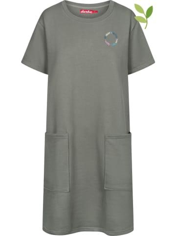 Derbe Sukienka w kolorze oliwkowym