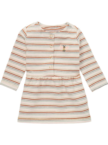 "Noppies Sukienka ""Morinville"" w kolorze kremowym ze wzorem"
