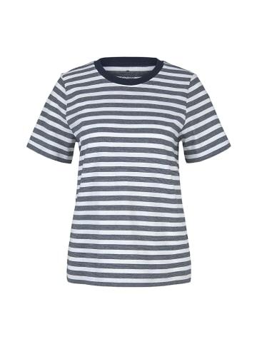 Tom Tailor Shirt in Dunkelblau