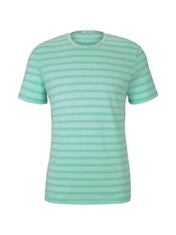 Tom Tailor Shirt in Grün