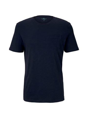 Tom Tailor Koszulka w kolorze granatowym