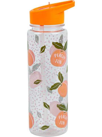 "Ladelle Drinkfles ""Summer Fun - Peachy"" oranje - 700 ml"