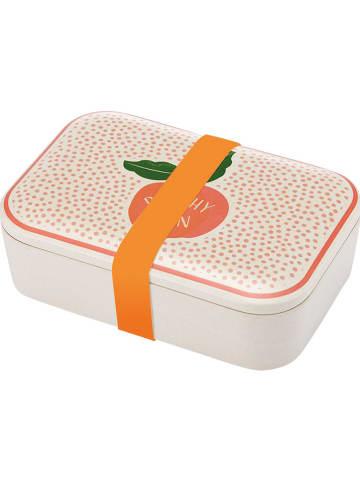 """Ladelle Lunchbox """"Summer Fun - Peachy"""" oranje - (B)19 x (H)6 x (D)13 cm"""