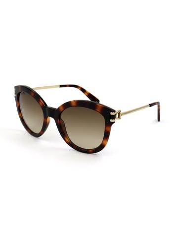 Longchamp Dameszonnebril bruin