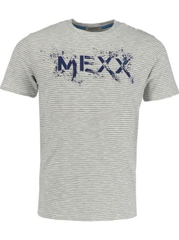 Mexx Koszulka w kolorze szarym