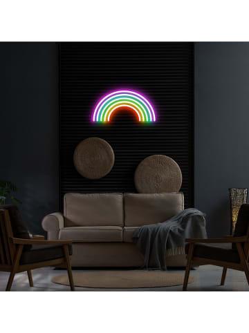 ABERTO DESIGN Dekoleuchte in Bunt - (B)25 x (H)13 cm