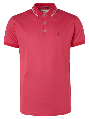 No Excess Poloshirt in Pink