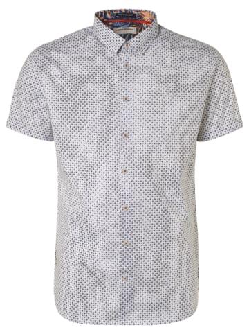 No Excess Koszula - Regular fit - w kolorze niebieskim