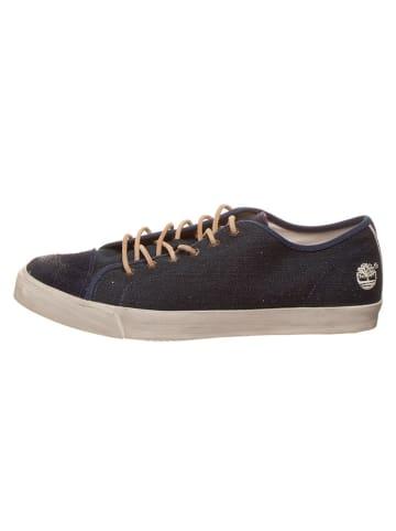 """Timberland Sneakers """"Glastenbury"""" donkerblauw"""