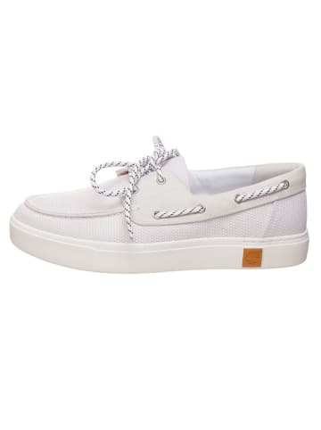 """Timberland Mocassins """"Amherst Boat Oxford"""" wit"""