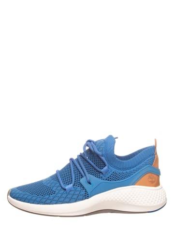 "Timberland Sneakers ""FlyRoam Go Knit"" blauw"