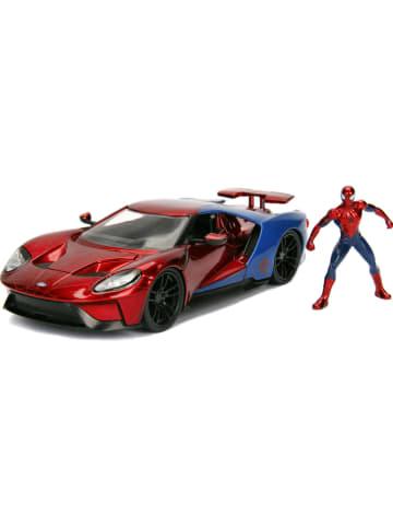 "Dickie Zestaw zabawek ""Marvel Spiderman Ford GT"" - 8+"