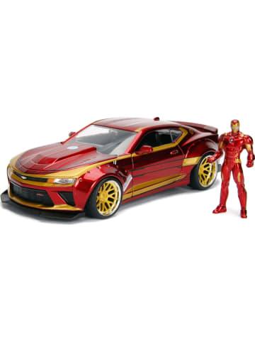 "Dickie Zestaw zabawek ""Marvel Ironman Chevy Camaro"" - 8+"