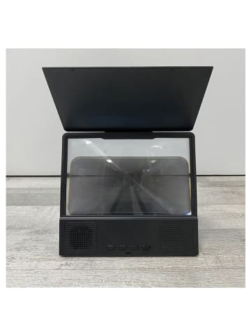 Evetane Smartphone-schermvergroter zwart