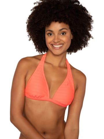 """Protest Biustonosz bikini """"Mob"""" w kolorze koralowym"""