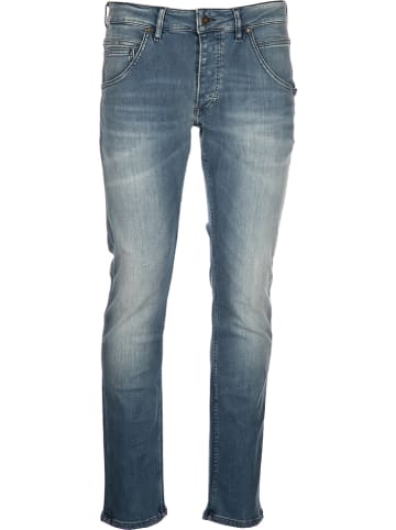 """Mustang Jeans """"Michigan"""" - Tapered fit - in Blau"""