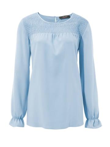 Aniston CASUAL Bluzka w kolorze błękitnym
