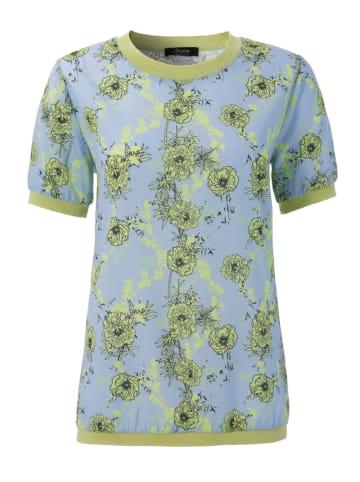 Aniston SELECTED Koszulka w kolorze błękitnym