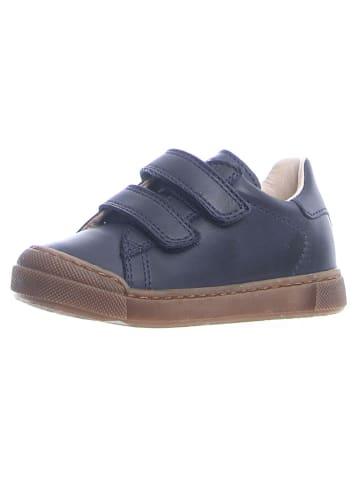 "Naturino Leren sneakers ""Eindhoven"" donkerblauw"
