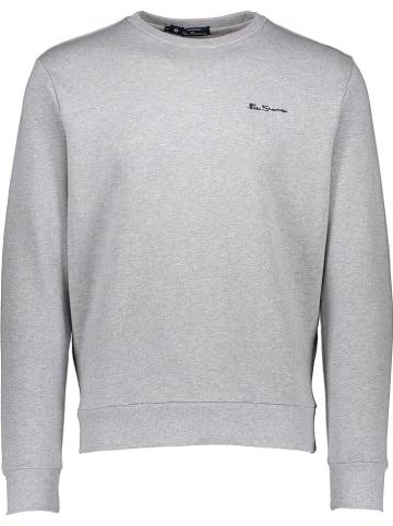 Ben Sherman Sweatshirt lichtgrijs