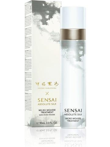 "SENSAI Gezichtscrème ""Absolute Silk Micro Mousse"", 90 ml"