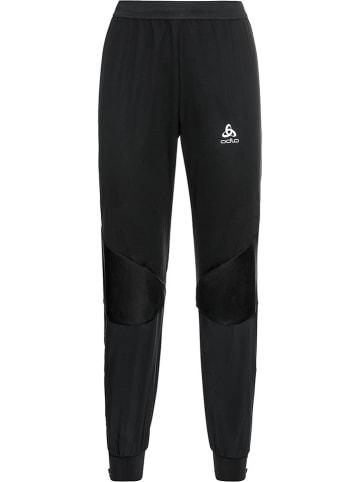 """Odlo Spodnie """"Zeroweight"""" w kolorze czarnym do biegania"""