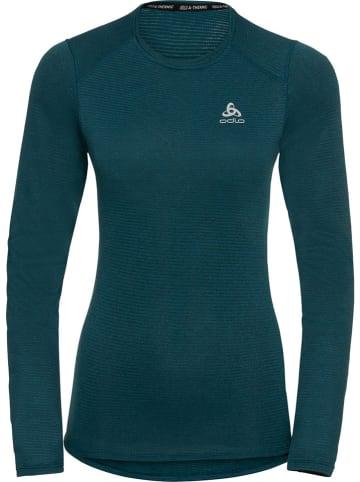"""Odlo Functioneel onderhemd """"Active Thermic"""" turquoise"""