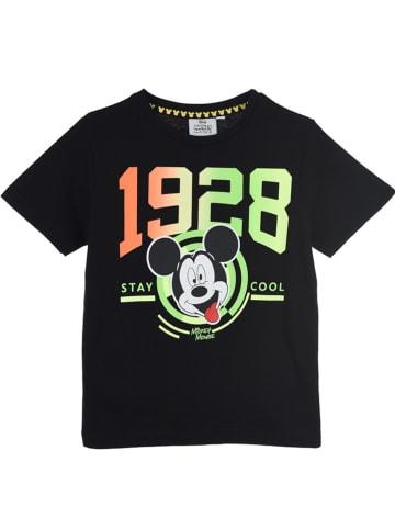 """Disney Mickey Mouse Koszulka """"Mickey Mouse"""" w kolorze czarnym"""